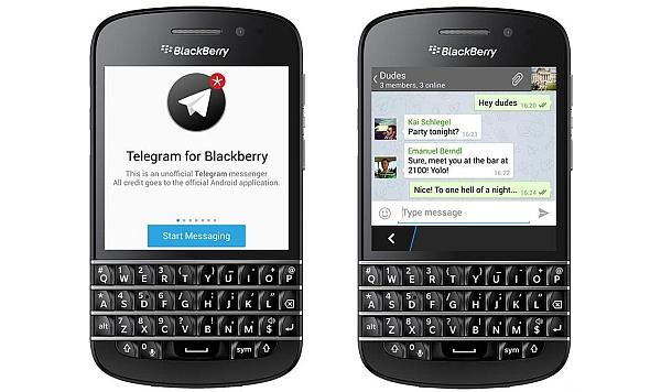 Baixar do aplicativo Fring para blackberry