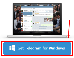 Baixar Telegram par Windows